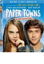 CIUDADES DE PAPEL -BLU RAY+DVD -