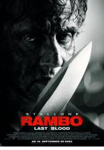 RAMBO: LAST BLOOD -BLU RAY + DVD-