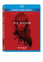 RED SPARROW -BLU RAY + DVD -
