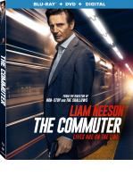 EL PASAJERO (THE COMMUTER) -BLU RAY + DVD -