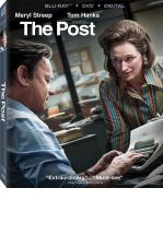 THE POST -BLU RAY + DVD -