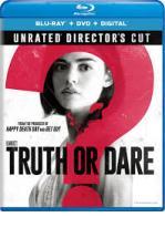 VERDAD O RETO (TRUTH OR DARE) -BLU RAY + DVD -