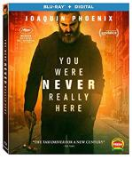 YOU WERE NEVER REALLY HERE -BLU RAY + DVD -